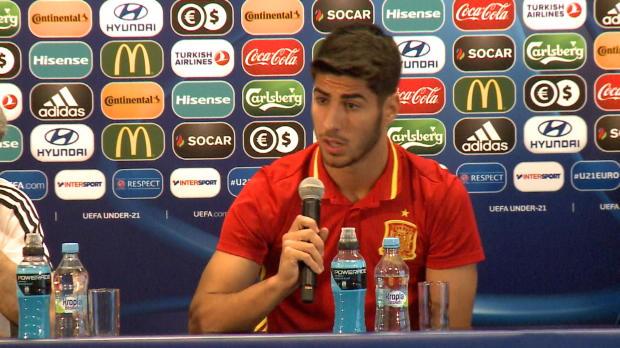 "U21: Asensio: ""Donnarumma ist großartig"""