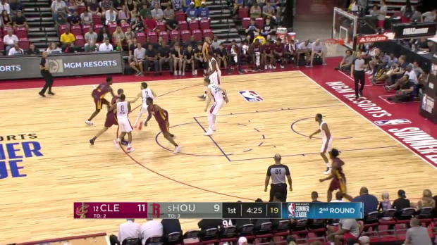 WSC: Isaiah Hartenstein 7 points vs the Cavaliers