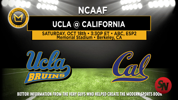 UCLA Bruins @ California Golden Bears