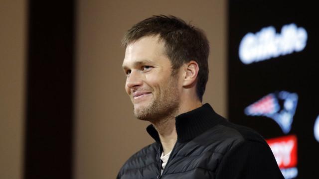 Who would win in a footrace, Tom Brady or Matt Ryan?