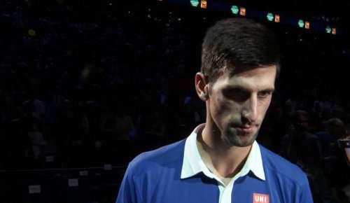 Djokovic Interview: ATP Paris Final