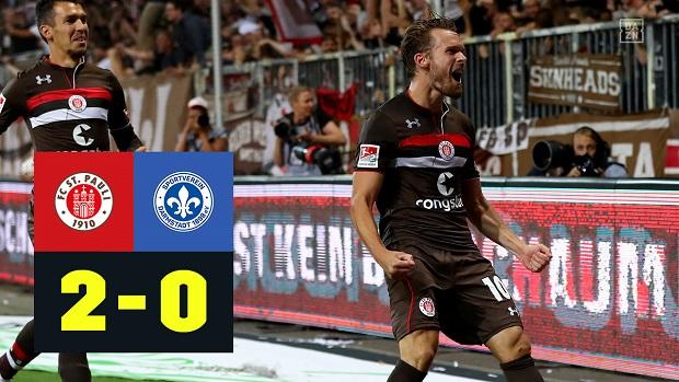 FC St. Pauli - SV Darmstadt 98