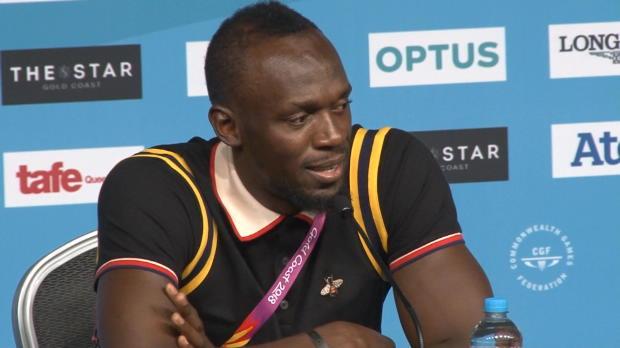 """Bolt erklärt: """"Arbeite mit Borussia Dortmund"""""""
