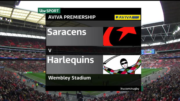 Aviva Premiership - Match Highlights - Saracens v Harlequins