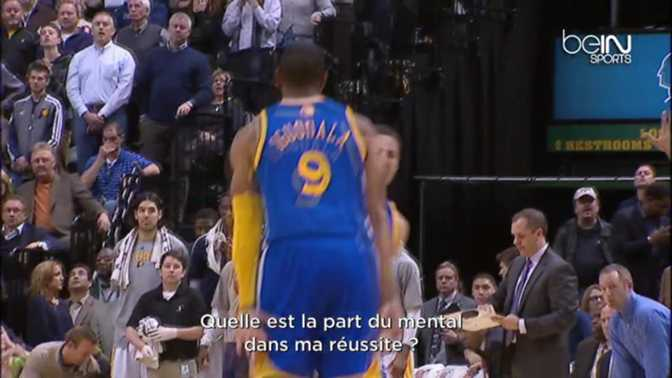 Klay Thompson : Portrait d'un Warrior du shoot