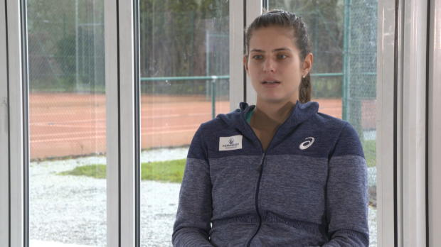 Görges traut sich Titel bei Grand Slam zu