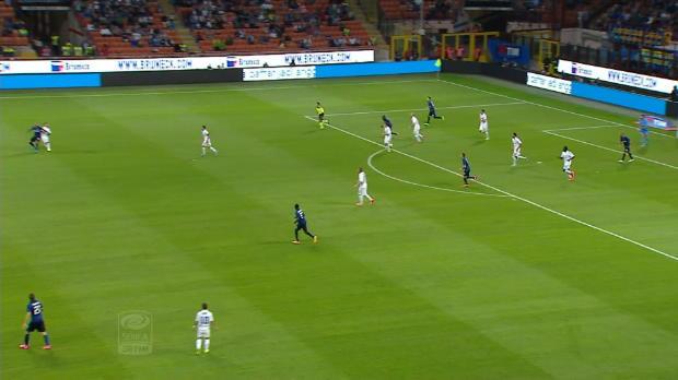 Serie A Round 1: Inter Milan 1-0 Atalanta