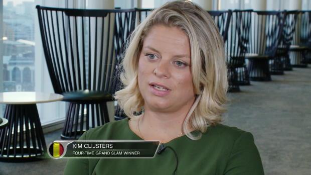 Wimbledon: Clijsters erklärt Kerbers Situation