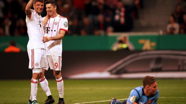 Gier im Titel-Endspurt: FCB bereit für Großes