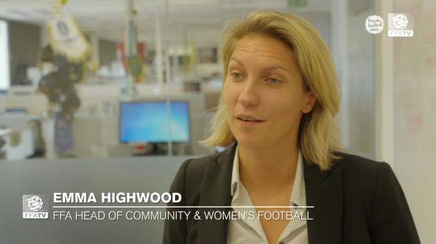 FFA launch Female Football Week