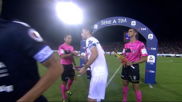 Serie A: Cagliari - AC Mailand | DAZN Highlights