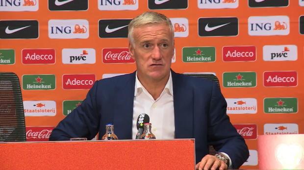 "WM-Quali: Deschamps: ""Pogba ausschlaggebend"""