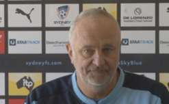 Sydney FC boss Graham Arnold says star playmaker Milos Ninkovic will '100%' be right to face Perth Glory on Saturday night.
