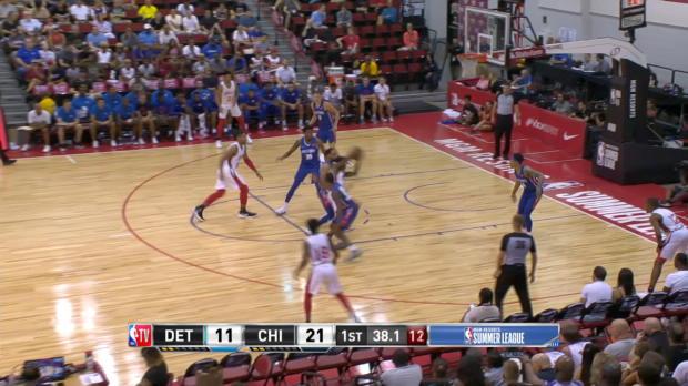 GAME RECAP: Pistons 72, Bulls 66