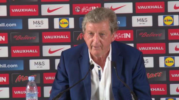 """Hodgson verabschiedet sich: """"Danke für alles"""""""