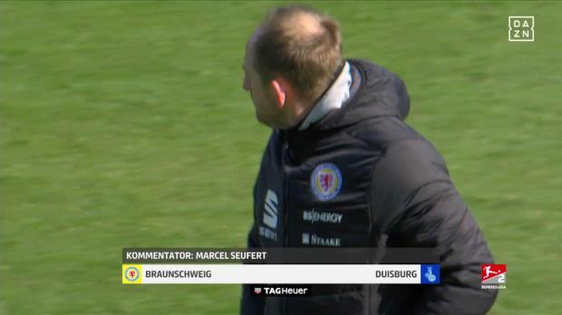 Eintracht Braunschweig - MSV Duisburg
