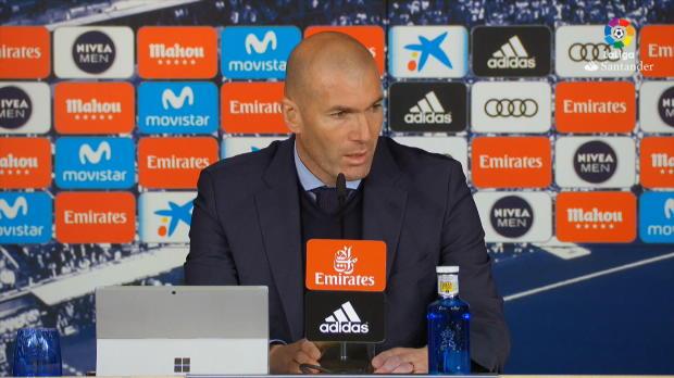 Zidane: Ronaldo will Lionel Messi überholen