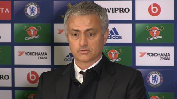 """0:4! Mourinho über seine Abwehr: """"Unglaublich"""""""
