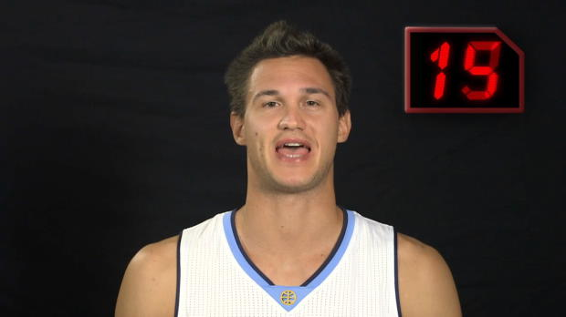 24 Seconds: Danilo Gallinari - NBA World