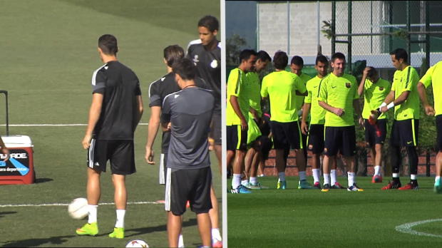 Dans le Groupe F, Barcelone recevra l'Ajax au Camp Nous, mardi. Deuxièmes de leur groupe, les Catalans sont un point derrière le club de la capitale, qui se déplace à Chypre contre l'APOEL Nicosie.