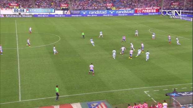 Liga : Atlético 2-1 Eibar
