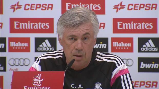 Real: Ancelotti steht hinter Sündenbock Bale