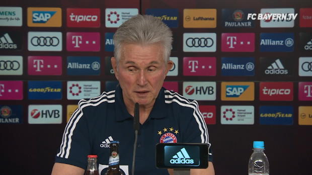 """Sanches? Heynckes: Im Mittelfeld """"gut bestückt"""""""