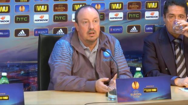 """Benitez: ManCity? """"Habe kein Angebot"""""""