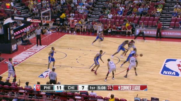 GAME RECAP: Bulls 99, Sixers 82