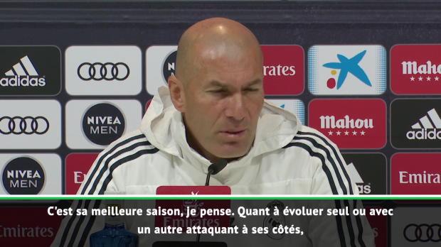 34e j. - Zidane - ''La meilleure saison de Benzema''