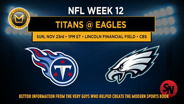 Tennessee Titans @ Philadelphia Eagles