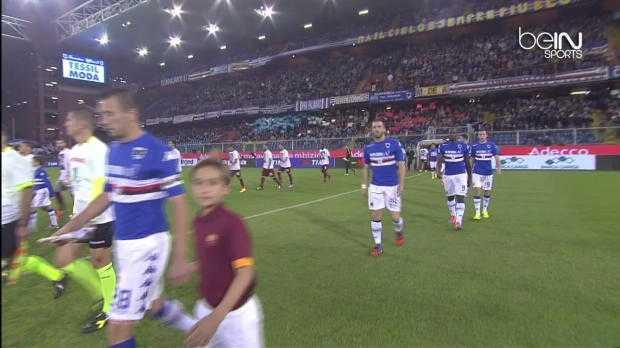 Serie A : Sampdoria 0-0 Roma