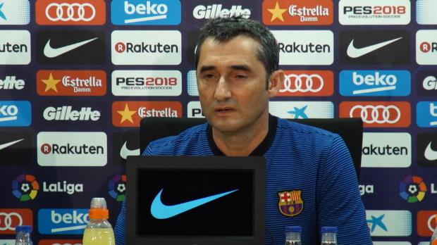 Valverde zu Messi: Kann überall spielen