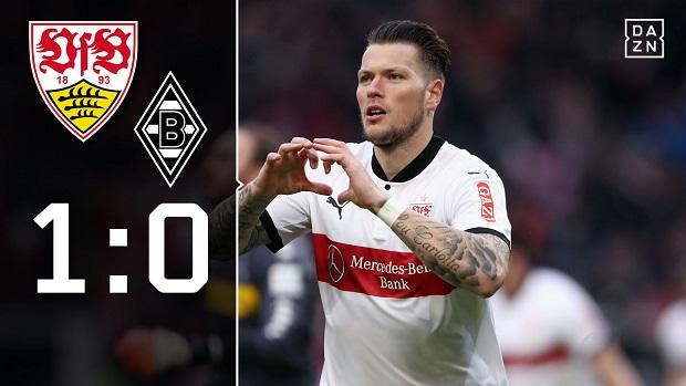 VfB Stuttgart - Borussia M'gladbach