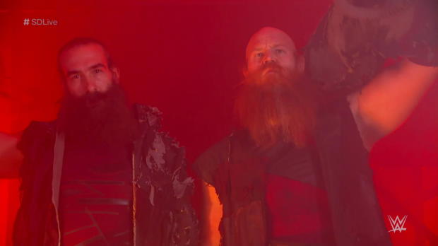 The Bludgeon Brothers are still waiting for competition: SmackDown LIVE, May 15, 2018