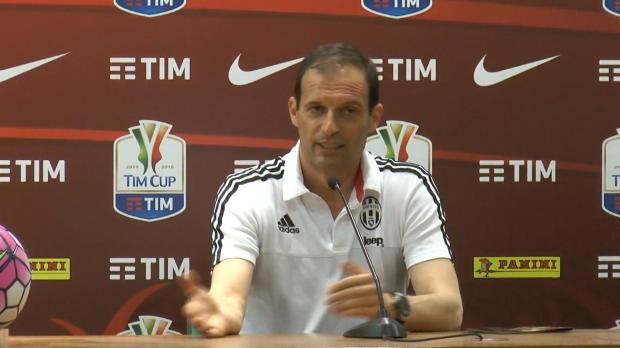 Coppa Italia: Allegri peilt Historisches an