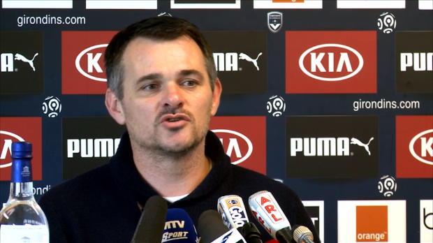 Willy Sagnol s'est exprimé sur la révélation de ce début de saison à Bordeaux, Thomas Touré.