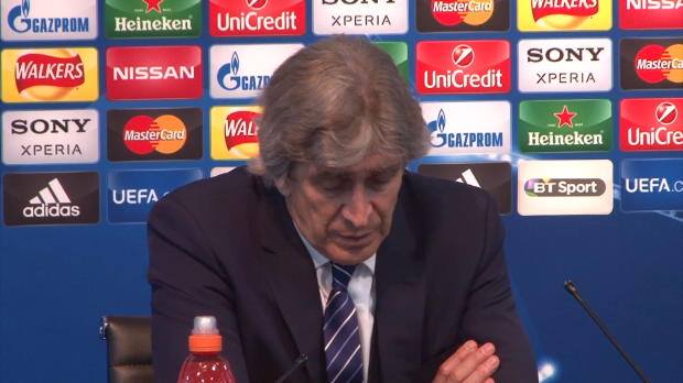"Pellegrini: ""Fahren selbstbewusst nach Madrid"""