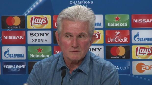 Heynckes zitiert Müller: Geile Mannschaft