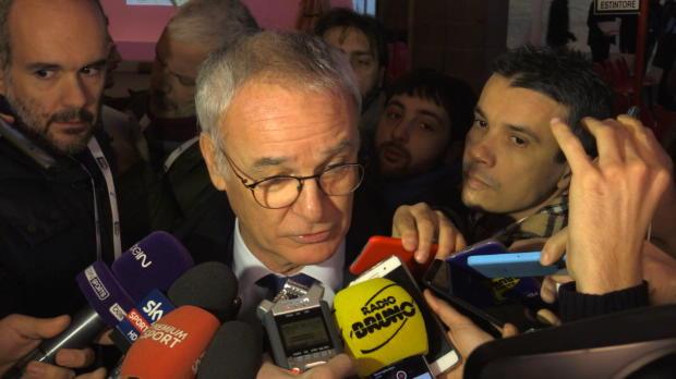 """Ranieri: """"Wünsche Conte die Meisterschaft"""""""