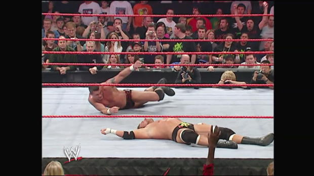 Rated-RKO vs. D-Generation X - Cyber Sunday 2006