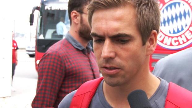 "Ribery: USA-Reise ist ""Training, nicht Urlaub"""