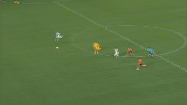A-League: Mittellinien-Tor für Broich-Klub