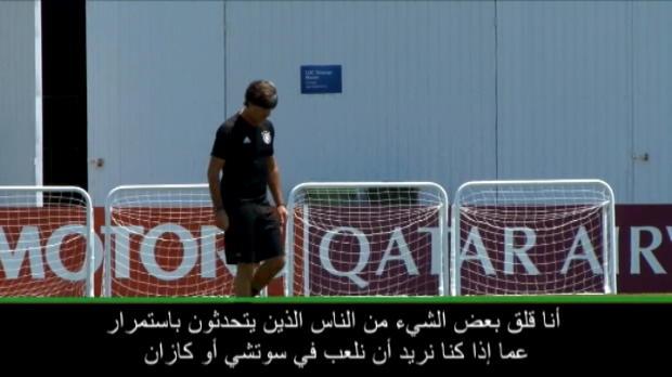 كرة قدم: كأس القارات: لوف مستعد لتغيير خطته