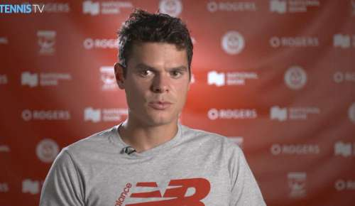 Raonic Interview: ATP Toronto 3R