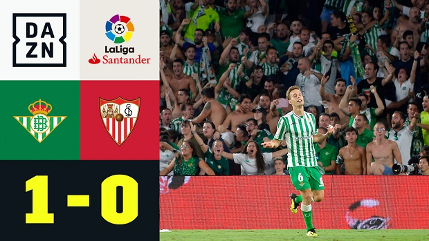 LaLiga: Real Betis - FC Sevilla | DAZN Highlights