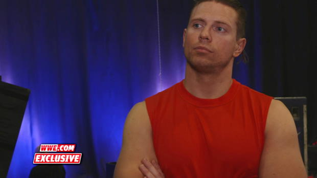 The Miz refuses to let Kurt Angle steal his spotlight: WWE.com Exclusive, Oct. 22, 2017