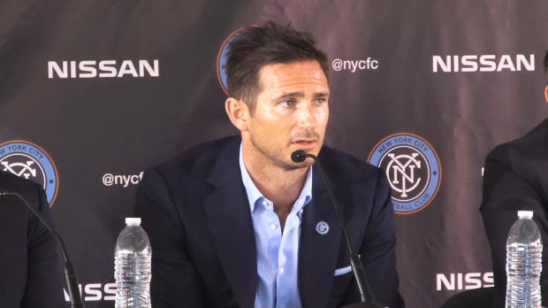 Foot Transfert, Mercato : Transferts - Lampard heureux à New York