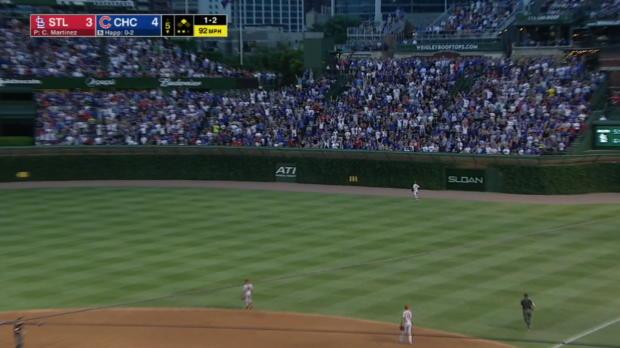 Happ's 2-run home run