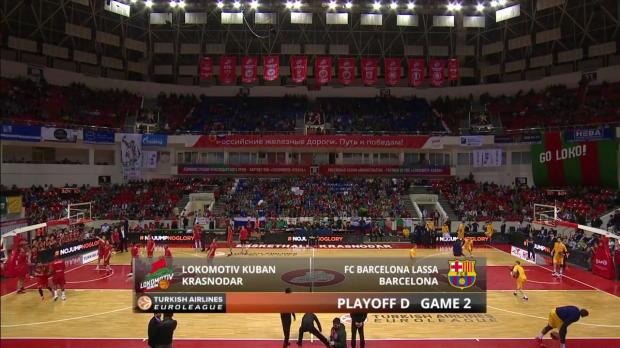Highlights: Krasnodar - Barcelona